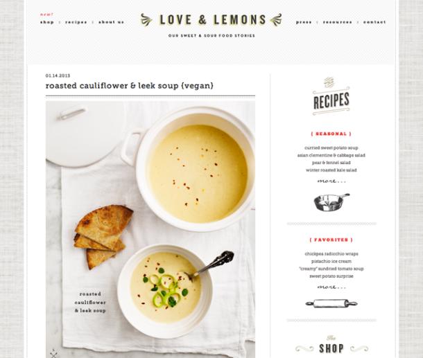 Love&Lemon
