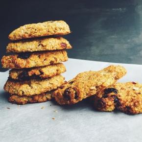 Sams oaty coconutcookies